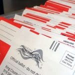 Report: No chain-of-custody proof for 400,000 Georgia ballots 3