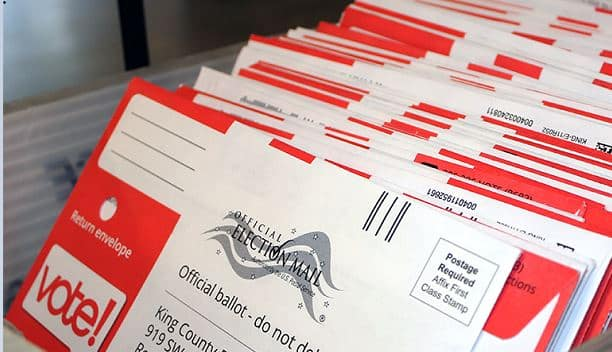 Report: No chain-of-custody proof for 400,000 Georgia ballots 1