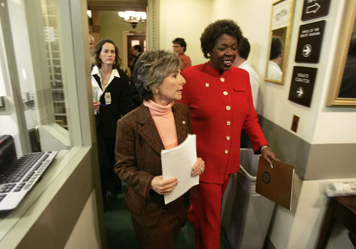 Democrat Who Objected to Electoral Votes in 2005: No Regret, but This Time Is Different 1
