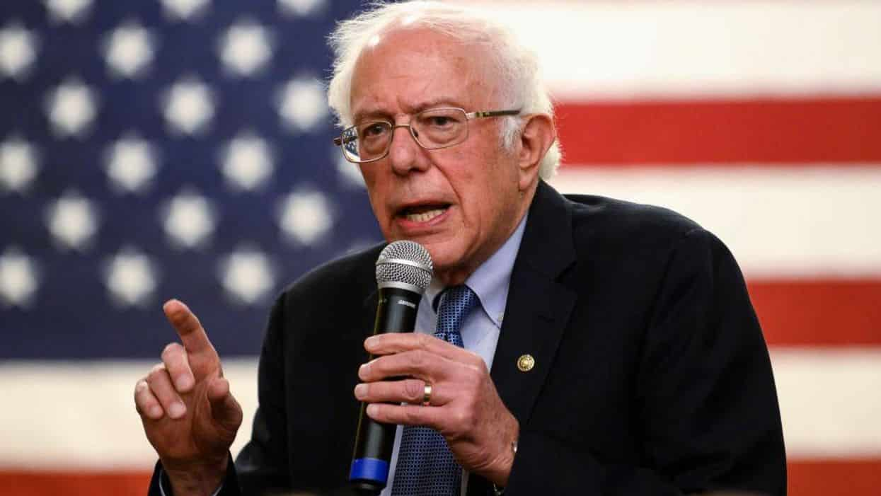 Bernie Sanders predicts the Democratic Party could be 'wiped out' in the 2022 midterm elections 1