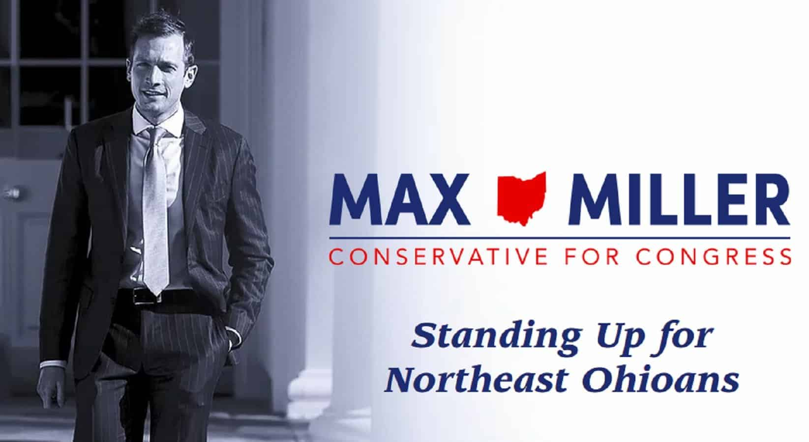 BOOM! President Trump Endorses Max Miller Over #NeverTrump Turncoat Anthony Gonzalez Who Voted for Impeachment 1