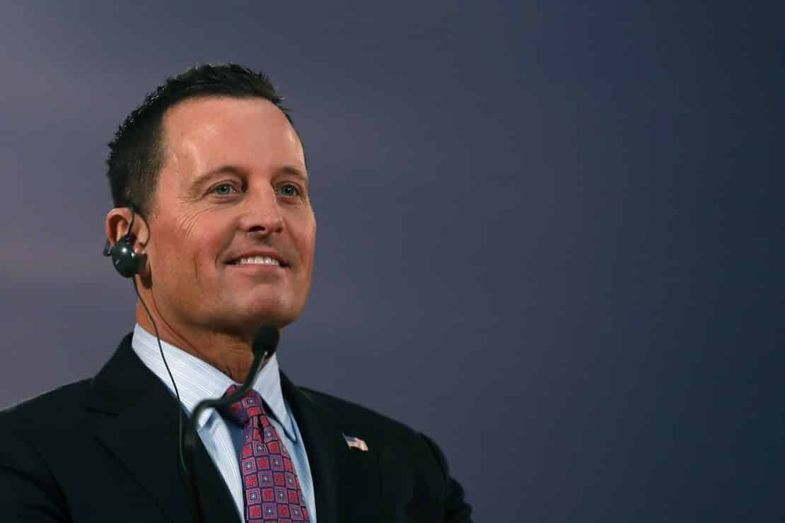 Ric Grenell to Meet With Trump to Discuss Entering California Governor Race 1