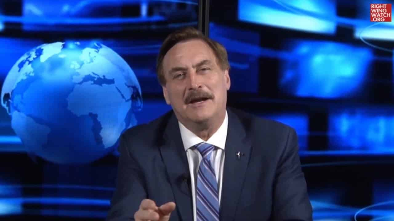 Dominion Lawyer Says They 'Warned' OAN Not to Air Mike Lindell Doc 1