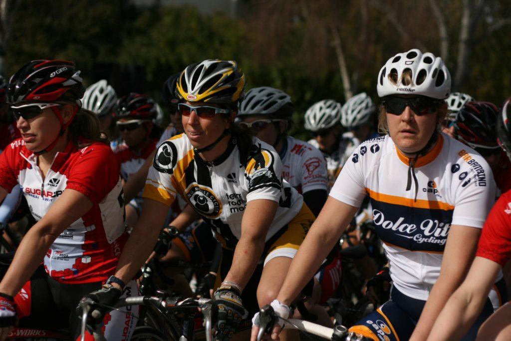 The War On Women's Sports: Wisconsin Man Wins Women's Cycling Race 1
