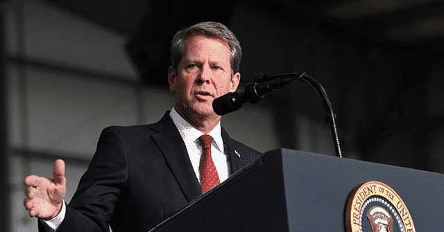 Exclusive — Gov. Brian Kemp on Banning Vaccine Passports: Schools Will Not Be Able to Require Jabs in Georgia 1