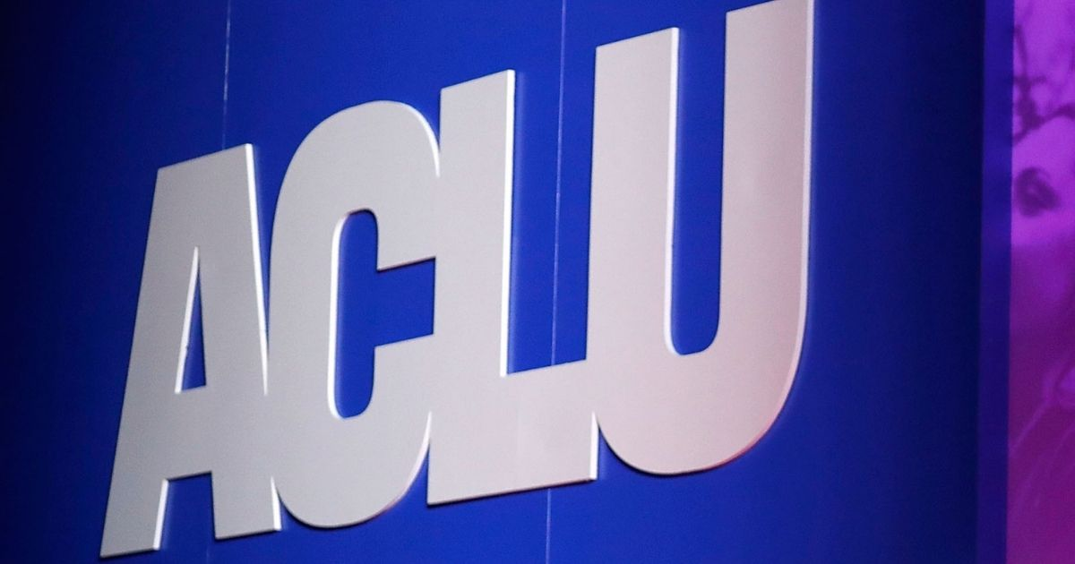 As Big Tech Censors Half of America, ACLU Instead Makes a Stand to Put Men in Women's Sports 1