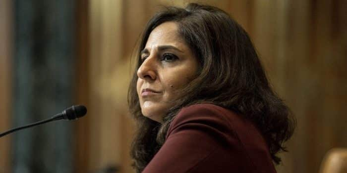 ENDANGERED: Vote on Biden's Radical Nominee for Budget Office, Neera Tanden, is Delayed 1