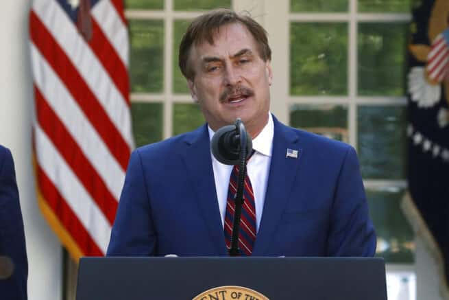 Mike Lindell on Dominion Lawsuit: What Are You Hiding? 1