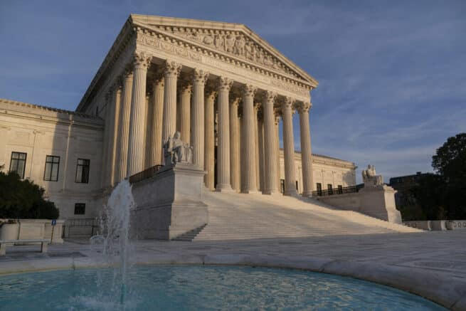 SCOTUS refuses to hear Pa. election lawsuits 1