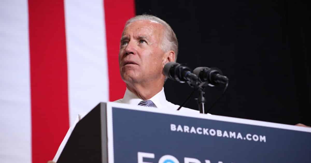 Biden Scraps Michigan Trip Ahead Of Anti-Lockdown Protests, Blaming 1-4 Inches Of Snow, Calls 'Lid' At 8 a.m. 1