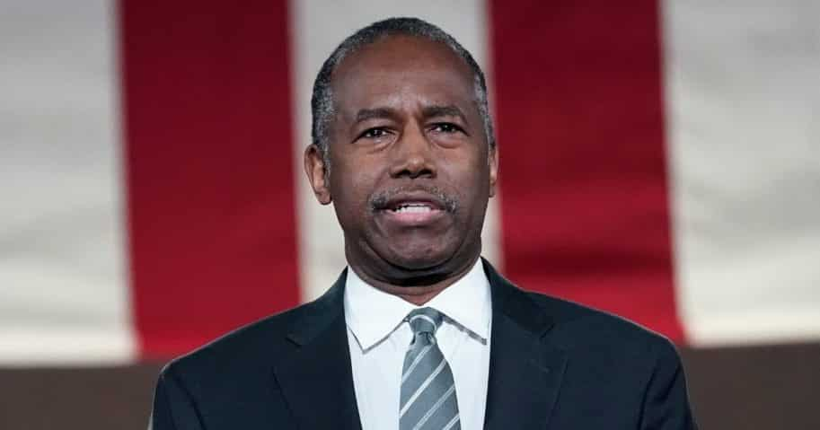 Ben Carson Stands for Trump, Blasts Impeachment, Censorship, Swamp Creature GOP in Bold Interview 1