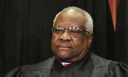 Justice Clarence Thomas Dissents From Supreme Court On Election Case: 'We Need to Make It Clear' 1