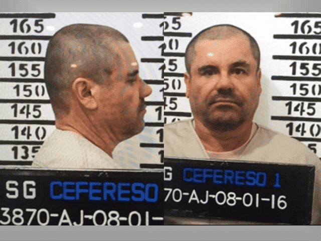 El Chapo's Wife Arrested in Virginia on Drug Conspiracy Charge 1