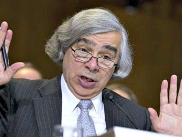 Ernest Moniz: California Fires, Texas Snowstorm Examples of Why We Need to Address the 'Climate Crisis' 1