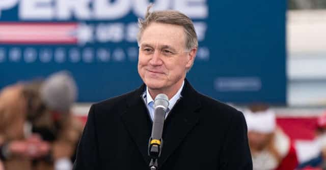 David Perdue Will Not Run for Senate in Georgia, Will Do 'Everything' He Can to Boost Next GOP Candidate 1