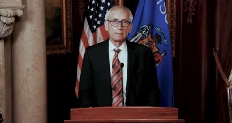 JUST IN: Wisconsin Supreme Court Strikes Down Democrat Governor's Mask Mandate 1