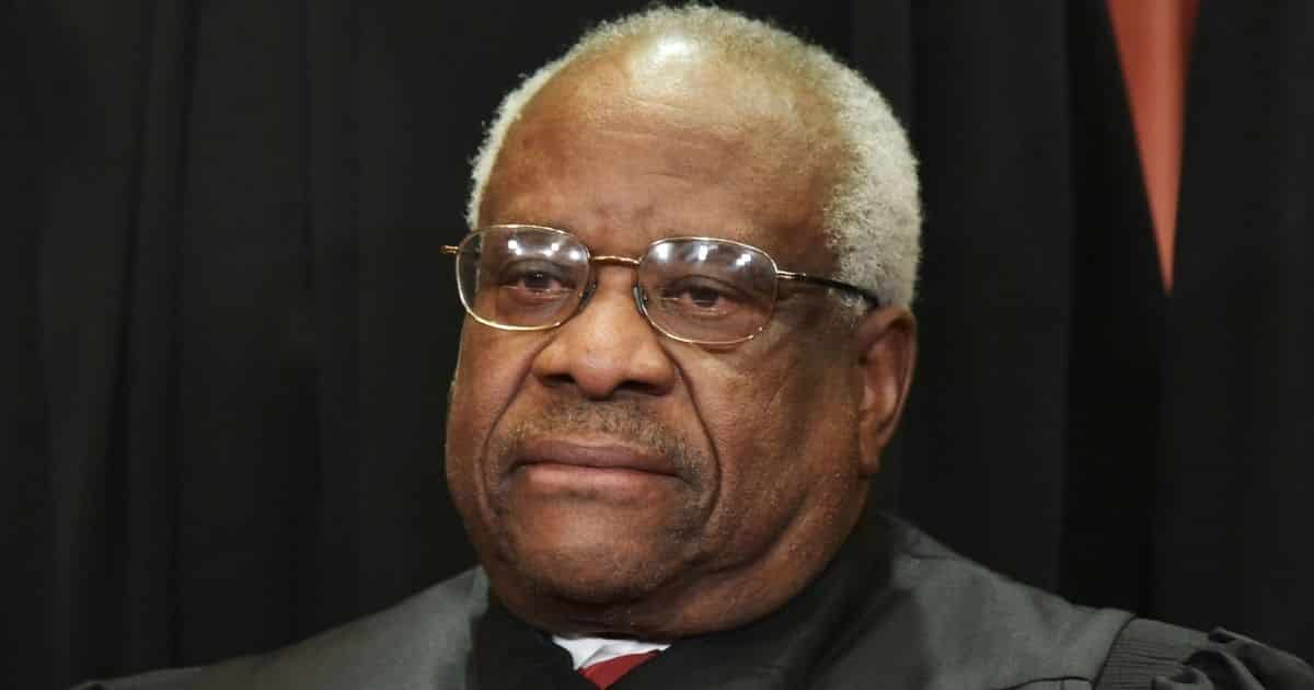 Libs Call for Investigating Justice Thomas' Wife After He Dissents in PA Election Case 1
