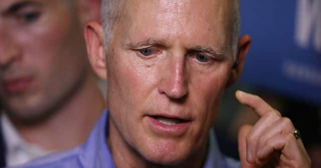 Rick Scott: Republican Party Is 'Voters' Party' -- Trump Is 'Going to Be Helpful' 1