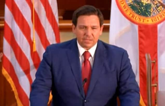 Florida Governor Ron DeSantis Proposes New Election Integrity Measures – Wants To Ban Mail-In Voting 1