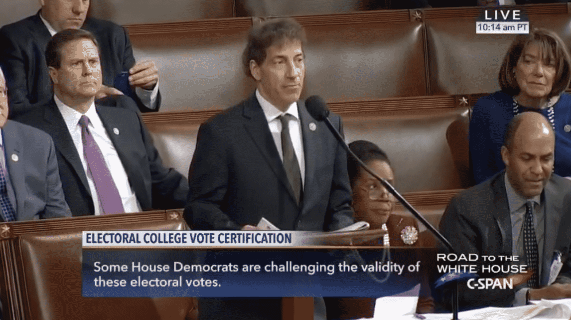 HYPOCRITES: Dem Impeachment Leader Attempted to Block Trump Election Certification (Video) 1