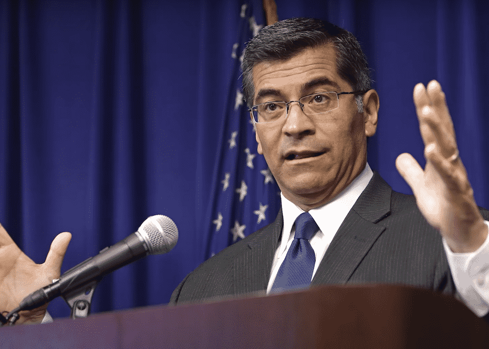 Xavier Becerra Met With Cuban Dictator Fidel Castro In 1997 And Refused To Call For Free Elections 1