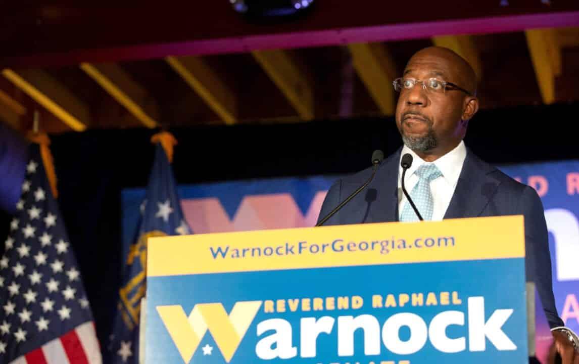 Georgia Democrat Senator Under Investigation For Voter Fraud 1