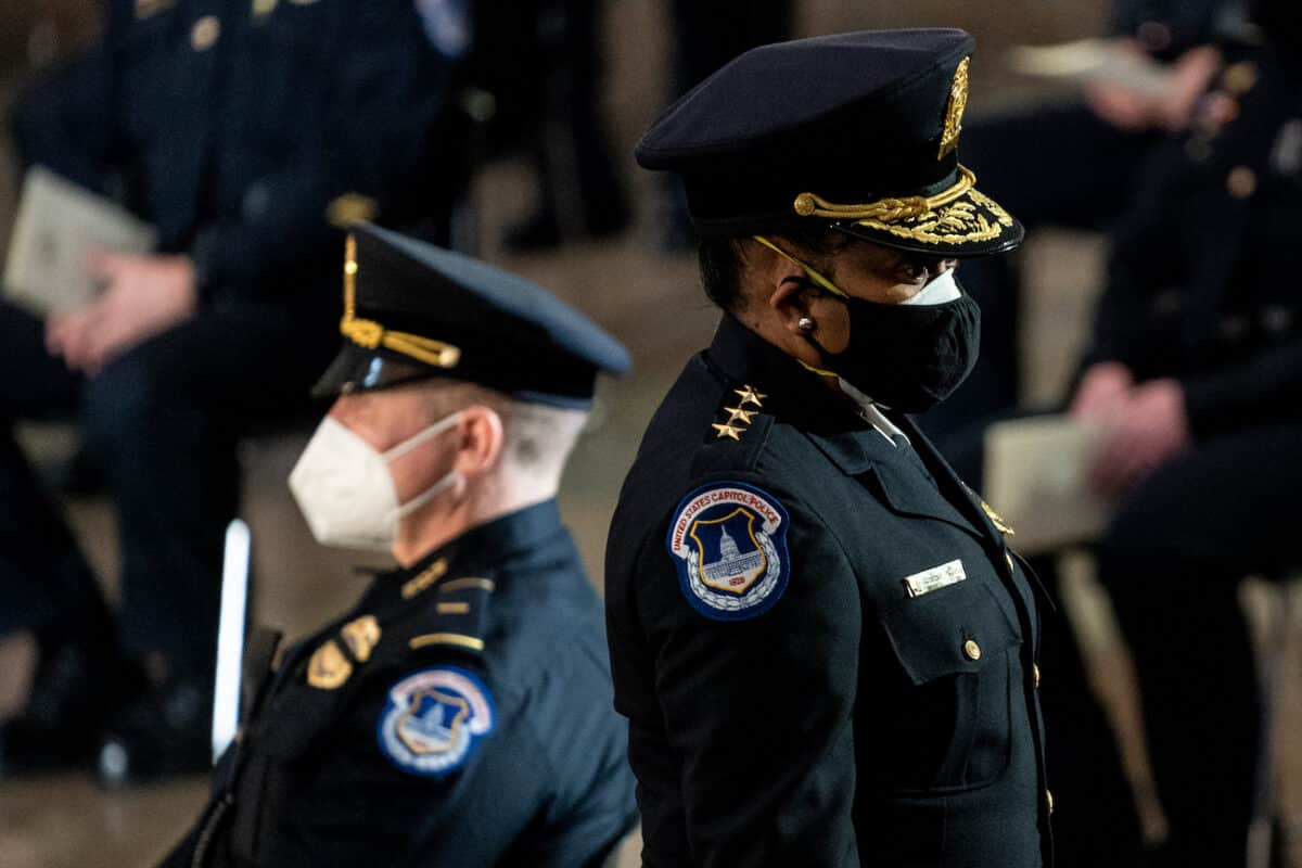 Capitol Police to Hold No Confidence Vote in Its Leadership on Thursday 1