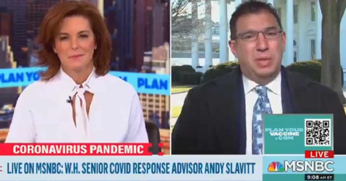 Biden WH Adviser Chokes When Host Compares California COVID Numbers to Florida 1