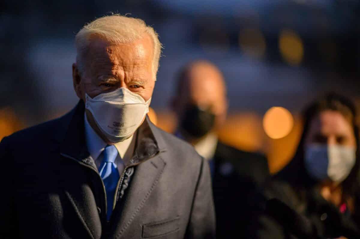 Biden Says 'Democracy Is Fragile' Following Senate Vote to Acquit Trump 1