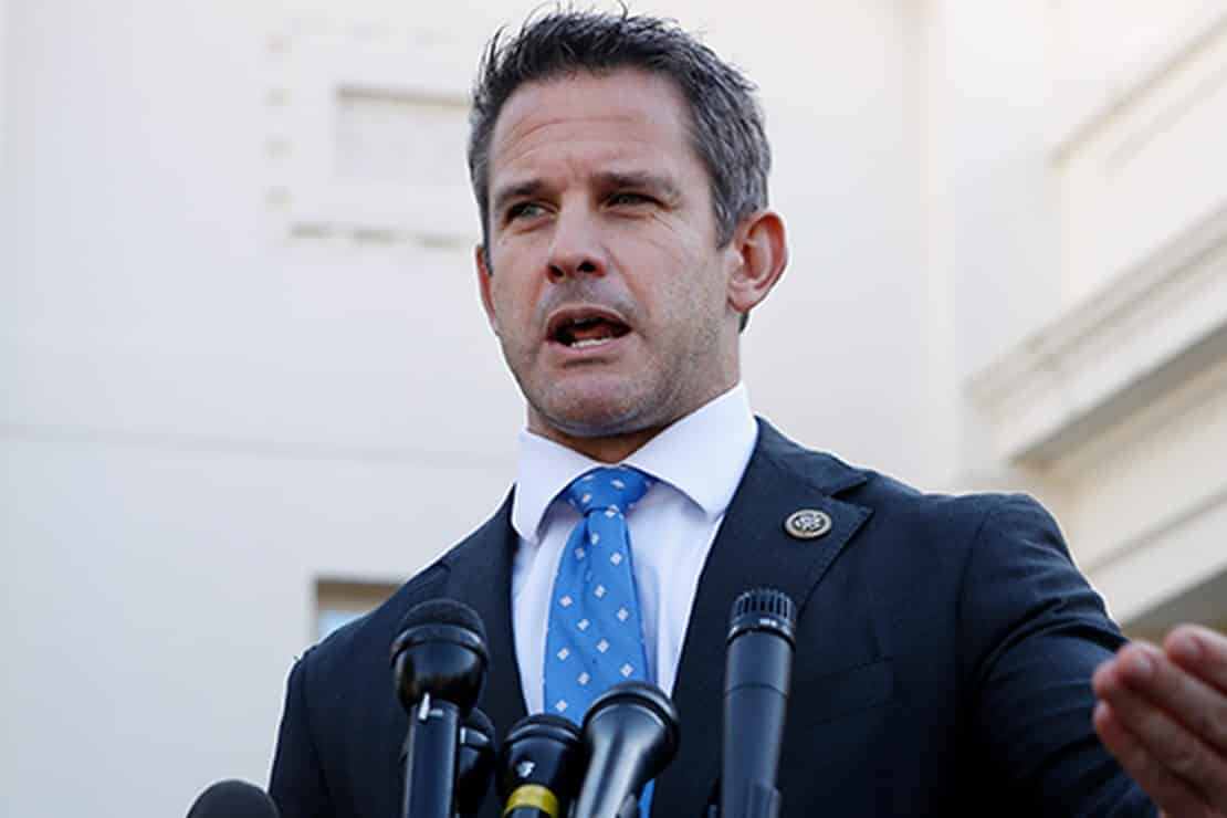GOP Rep. Adam Kinzinger Says His Family Is Shunning Him for Impeachment Vote 1