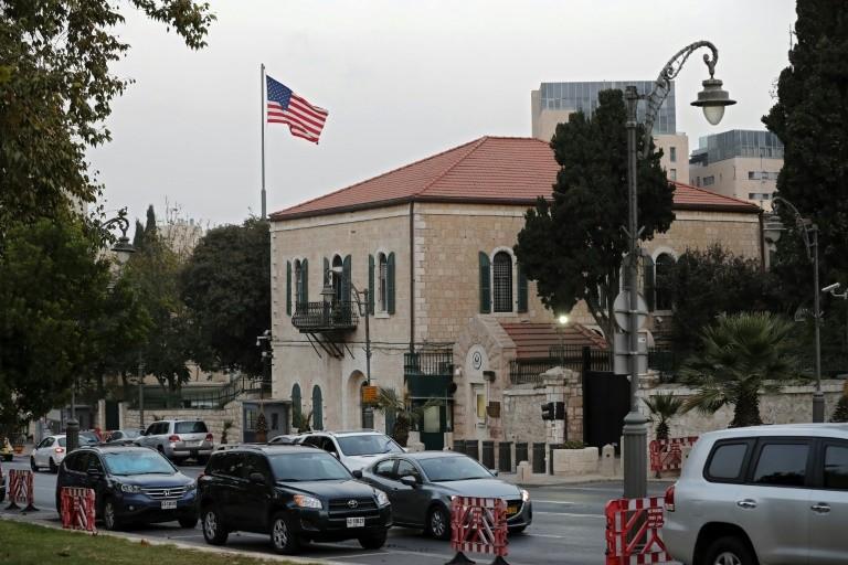 Report: U.S. Shelves Jerusalem Consulate Reopening Until After Israel's Election 1