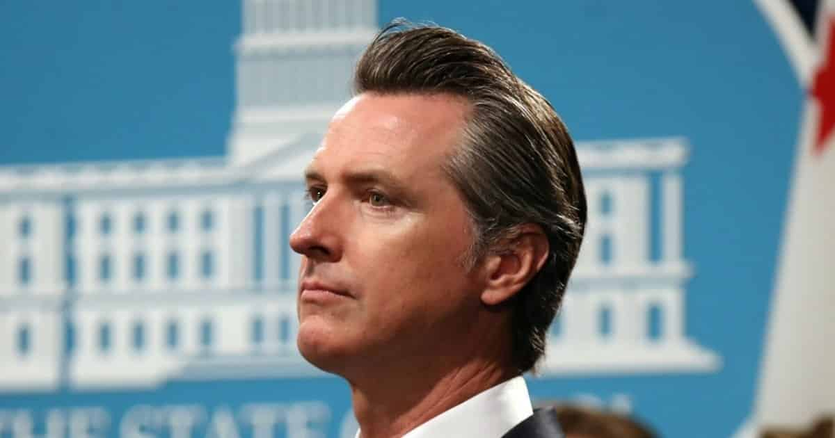 GOP Tightens the Screws on Newsom with Massive Gift to 'Rescue California' Recall Movement 1