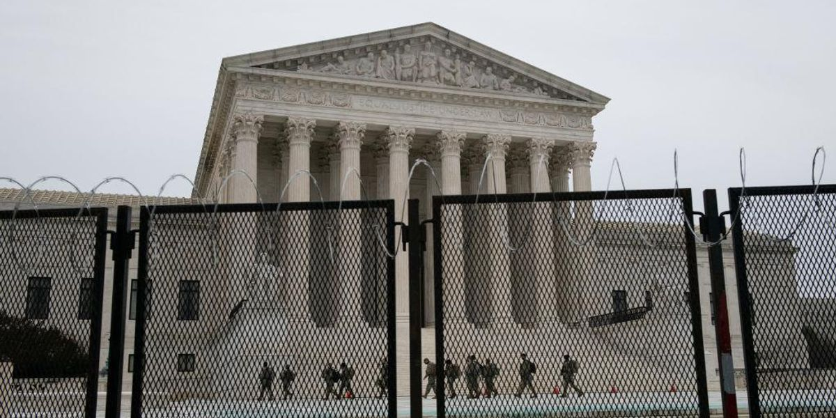 Supreme Court set to consider high-profile election lawsuits this week 1