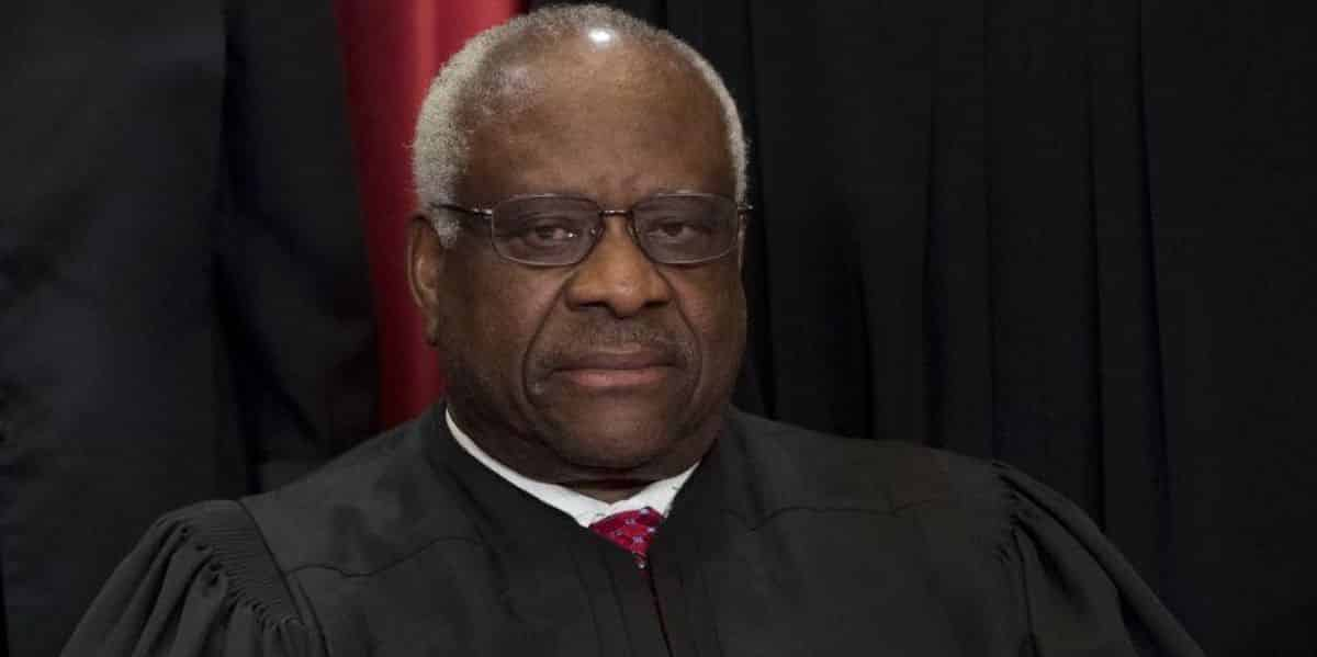 Opponents attack wife of Clarence Thomas over his dissent bashing decision to not hear critical election case 1