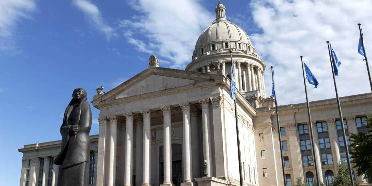 Horowitz: Oklahoma House votes to enable legislature to block Biden's executive orders 1