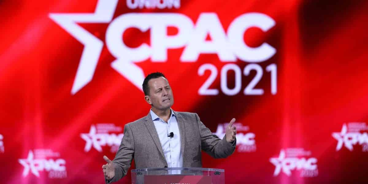 Richard Grenell strongly hints at possible run for governor of California 1