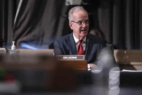 Trump Endorses GOP Sen. Jerry Moran of Kansas for Reelection 1