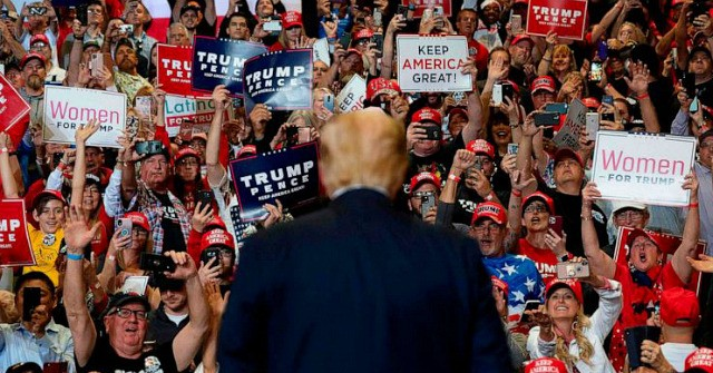 Poll: 72% of GOP Voters Say Republican Party Should Be 'More like Former President Trump' Moving Forward 1