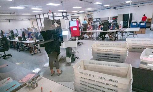 Judge Rules Arizona's Maricopa County Must Turn Over 2.1 Million November Election Ballots To Senate 1