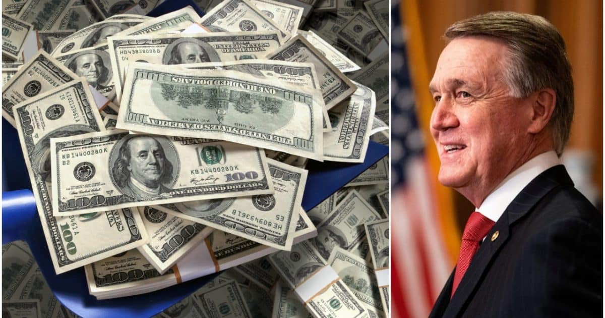 RINO ALERT? David Perdue Sat on Millions in Campaign Cash as Democrats Took Georgia Senate Seats 1