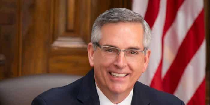 Raffensperger Rejects Ga. Legislature's 'Reactionary' Reforms to Safeguard Election Integrity 1