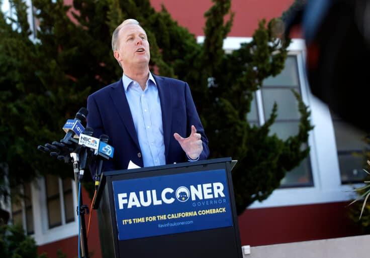 Is Kevin Faulconer California's Next (Scrawny) Schwarzenegger? 1