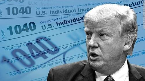 Supreme Court Hands Trump Monday Losses On Tax Returns, PA Election Challenge 1