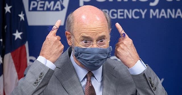 Pennsylvania House to Investigate Gov. Tom Wolf Sending Coronavirus Patients to Nursing Homes 1