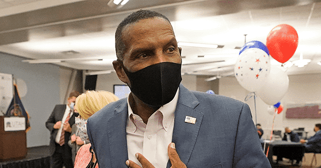 Burgess Owens Criticizes Opponent of Voter I.D. Laws: 'Why Is Showing I.D. Voter Suppression?' 1