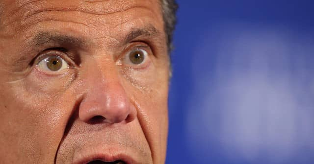 Poll: 35% New York Voters Say Andrew Cuomo 'Has Committed Sexual Harassment' 1