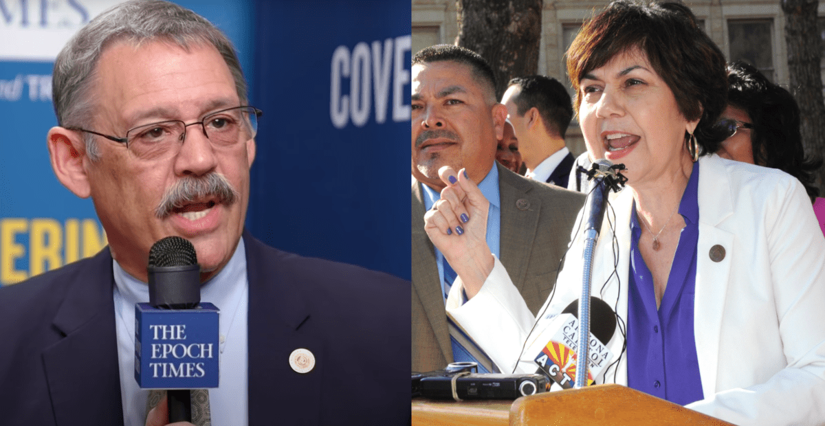 EXCLUSIVE: Finchem Sues Arizona Democrat House Leader for Defamation Over Insurrection Claims 1