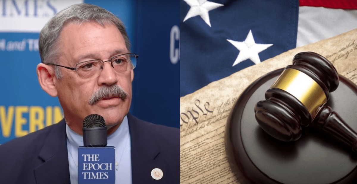 Arizona Rep Mark Finchem Launches 'Guardian Defense Fund' to Fight Against Defamation, Big Tech Censorship 1