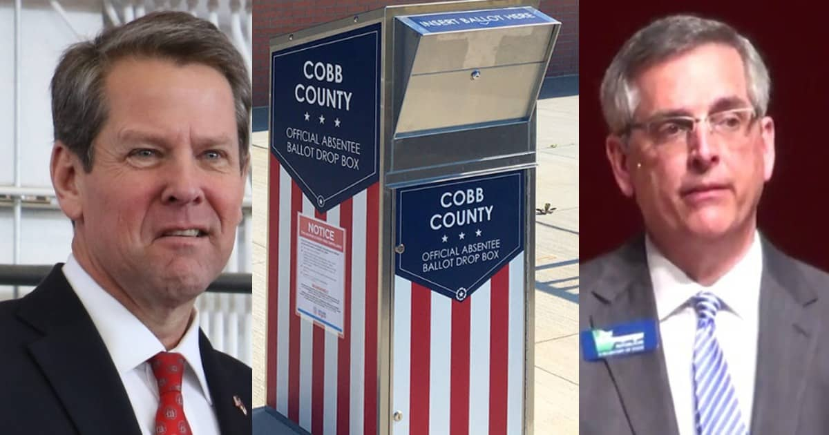 HUGE: Georgia Fails To Produce Chain Of Custody For 404,000 Absentee Ballots Months After Contested Election 1