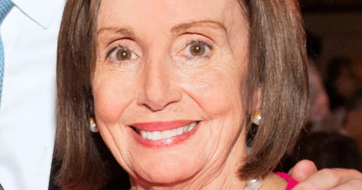 VIDEO: Pelosi Says 'Of Course' Democrat House Could Overturn Election Results To Let Democrat Win Months After Losing Election 1